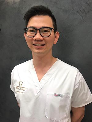 Dr. Terence Chiu Principal Dentist